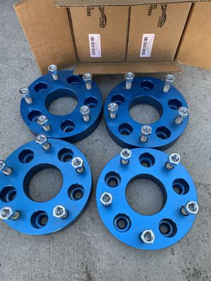 Spidertrax wheel adapter 5x5.5 to 5x5 Jeep jk Dodge Ram for Sale in Los Angeles, CA