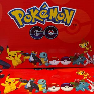 Pokemon Go, 8 Balls, 24 Figurines for Sale in Port St. Lucie, FL