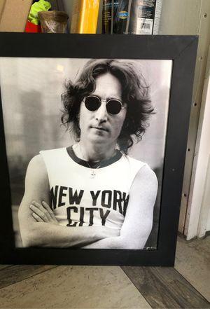 John Lennon photo for Sale in San Jose, CA