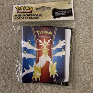 Pokemon Forbidden Light Booster Pack + Mini Portfolio/Album for Sale in Montgomery, NJ