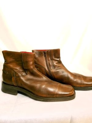 Men's Aldo Leather Boots Size 14 for Sale in Catonsville, MD