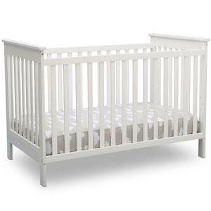 All white baby crib for Sale in Philadelphia, PA