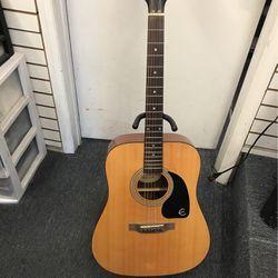 Epiphone Acoustic Guitar 26491-1 for Sale in Tempe,  AZ