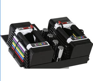 PowerBlock Personal Trainer Set, 5 to 50 Pounds per Dumbbell for Sale in Washington, DC
