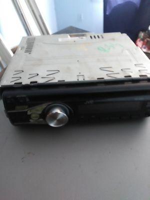 JVC detachable face CD player for Sale in Detroit, MI