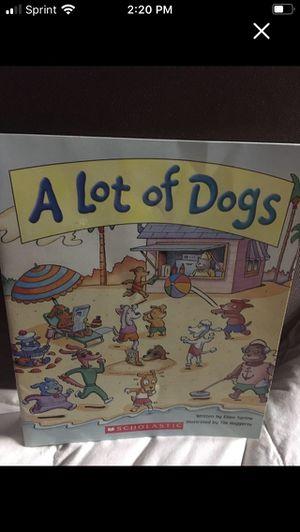 Scholastic book lot, 10 kids books for Sale in Jefferson, LA