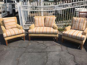 Indoor/outdoor furniture for Sale in Dinuba, CA