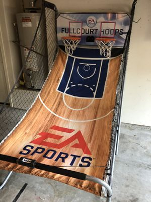 Kids EZ Fold Basketball Game for Sale in Rockwall, TX
