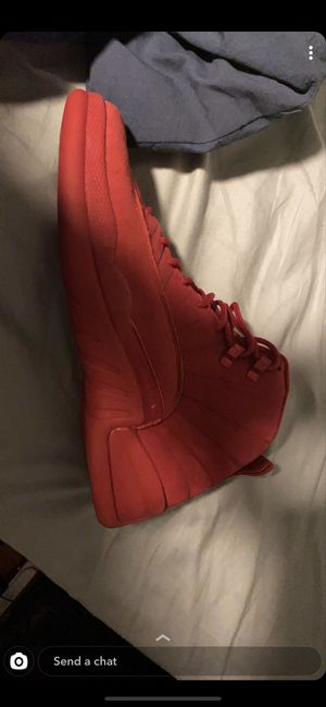 GYM RED 12s size 10.5 for Sale in Massapequa, NY