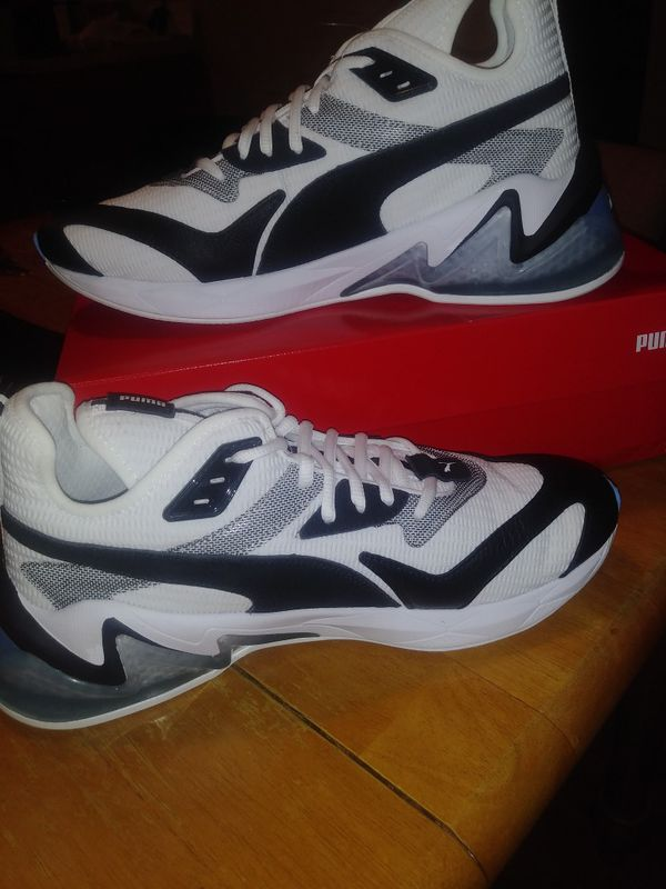 PUMA - LQDCELL Origin 'White Black' size 9