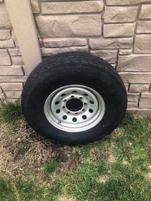 Trailer tire for Sale in Oak Lawn, IL
