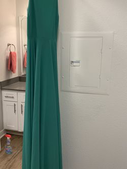 Lulu's Maxi Dress Green XL for Sale in Tigard,  OR