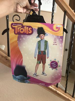 Trolls Branch Costume 4/6 for Sale in Las Vegas, NV