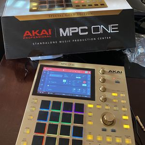 Akai MPC One Gold for Sale in Beacon Falls, CT