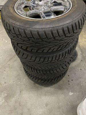 2010 Jeep Grand Cherokee wheels and tires for Sale in Portland, OR