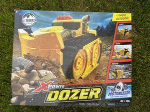 NEW - X Power Indoor/Outdoor Motorized Bulldozer for Sale in Centreville, VA