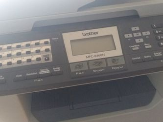 Brother MFC-8460N Monochrome Laser - Multifunction Printer for Sale in Tacoma,  WA