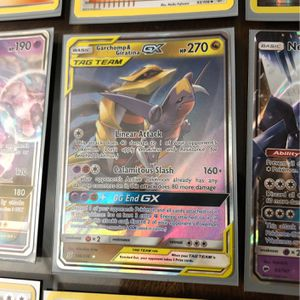 Garchomp & Giratina GX 146/236 (Holographic/MINT) PSA 10? for Sale in Alameda, CA