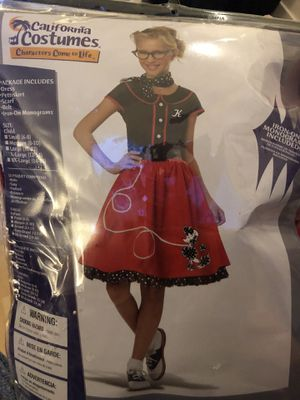 50's sweetheart costume for Sale in Azusa, CA