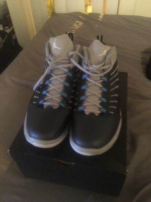 Jordan flight grey size 12 great condition for Sale in Arvada, CO