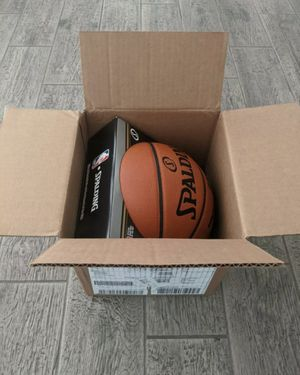 2020 NBA Finals Official Spaulding Game Ball - ONLY 120 MADE for Sale in Alhambra, CA