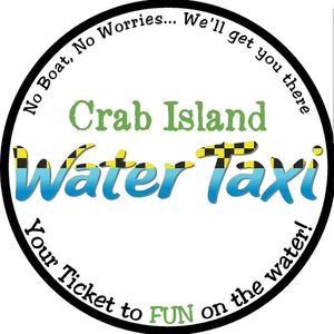 Crab Island Water Taxi for Sale in Destin, FL