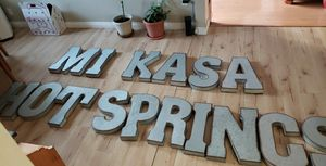 Metal Letters for Sale in Costa Mesa, CA