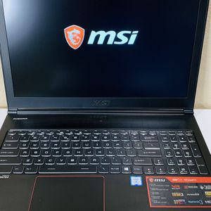 MSI Gs63 Stealth 8RE Laptop for Sale in Stockton, CA