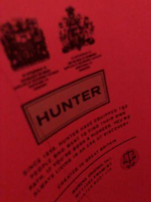 Hunter rain boots for Sale in Niagara Falls, NY