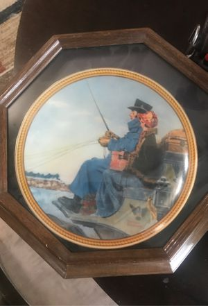 Norman Rockwell Plates for Sale in Los Alamitos, CA