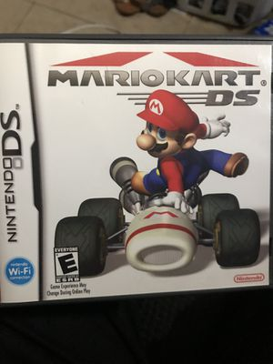 Mario Kart DS + Spider-Man GBA for Sale in Ontario, CA