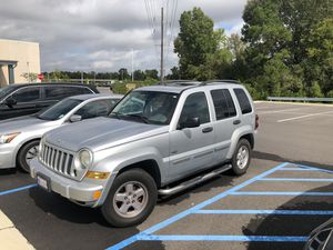 Jeep Liberty 2006 3500/obo. MUST GO for Sale in Baton Rouge, LA