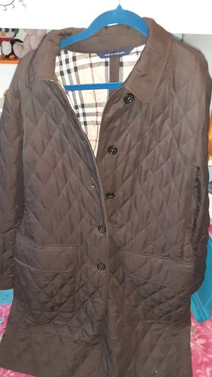 Burberry coat for Sale in Vernon, CA