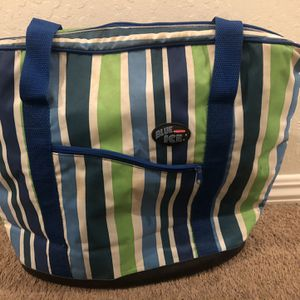 Blue Ice Rubbermaid Cooler Bag for Sale in Union City, CA