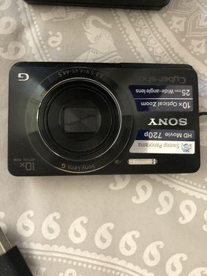 Sony cyber shot digital camera for Sale in San Diego, CA