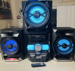 Sony Stereo Bluetooth for Sale in Richardson,  TX