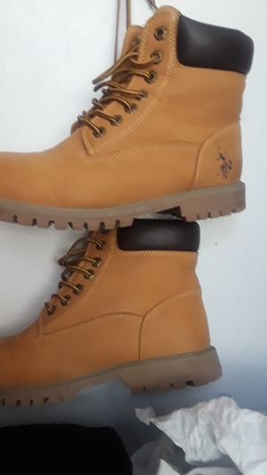 Mens Polo work boots for Sale in San Francisco, CA