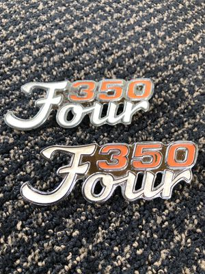 CB350f emblem Honda for Sale in Orlando, FL