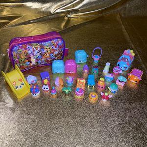 Shopkins Toys Bundle for Sale in San Antonio, TX
