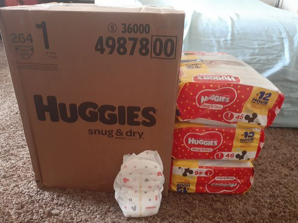 Diapers and pumps