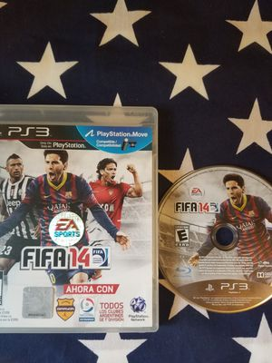 Fifa 14 (PS3) for Sale in US