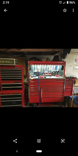 Snap-on tool box for Sale in Browns Mills, NJ