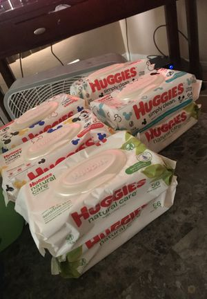 Huggies Wipes for Sale in Detroit, MI