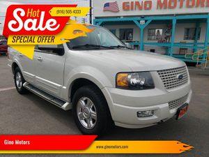 2006 Ford Expedition for Sale in Sacramento, CA