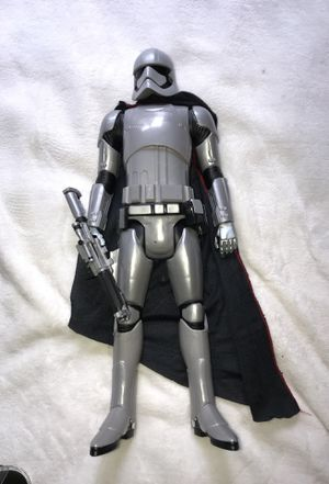 Star Wars Captain Phasma Figure for Sale in Lutz, FL
