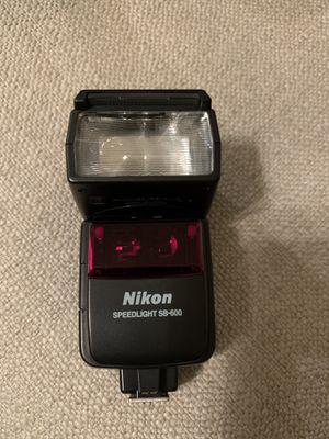 Nikon SB-600 for Sale in Sahuarita, AZ
