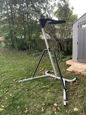 Heavy bag and speed bag rack for Sale in Stow, OH