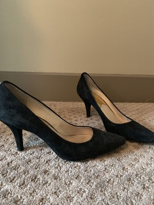 Michael Kors black heels 11 LIKE NEW for Sale in Austin, TX