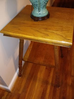 Antique solid oak table in exellent condition for Sale in Nashville, TN