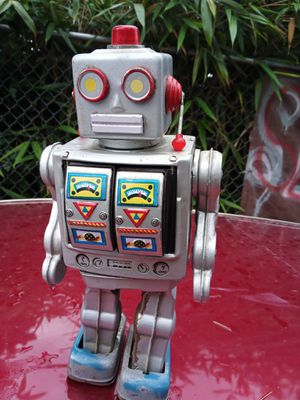 Vintage toy robots. Rare and extremely hard to find. for Sale in Seattle, WA